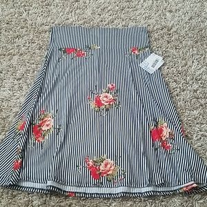 Lularoe Azure skirt size XL